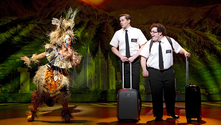 Olivier Winner Will Join Broadway's Book of Mormon