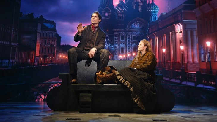 "Anastasia's Leading Lovers on How the Story Has Been ""Enhanced"" for the Stage"