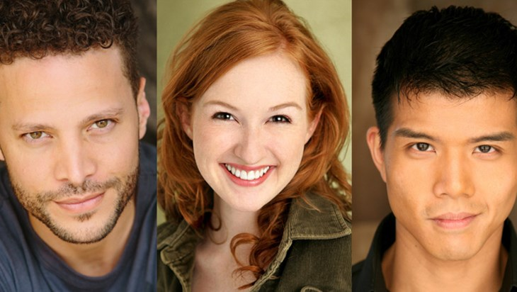 Telly Leung, Justin Guarini Among Cast of A Cappella Broadway Musical In Transit