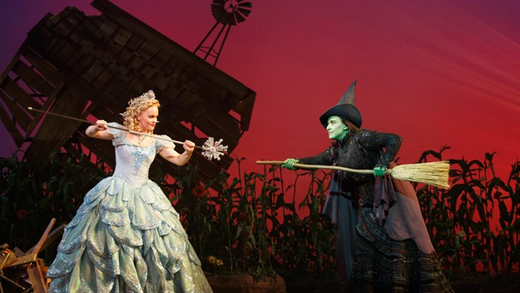 Original Wicked Cast Recording Goes Vinyl