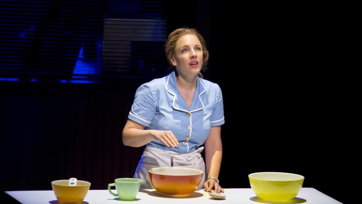 Video: Jessie Mueller Shares Pie and a Song with Stephen Colbert
