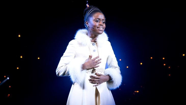 Denee Benton Talks Her Role in The Great Comet