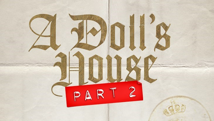 Video: A Doll's House, Part 2 on Broadway