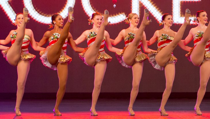 Video: Becoming a Radio City Rockette