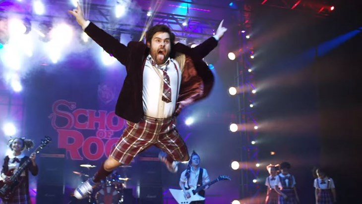 Video: You Can't Stop The School of Rock