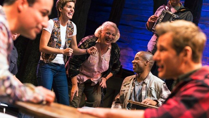 Come From Away: Where Everyone Calls Broadway Home