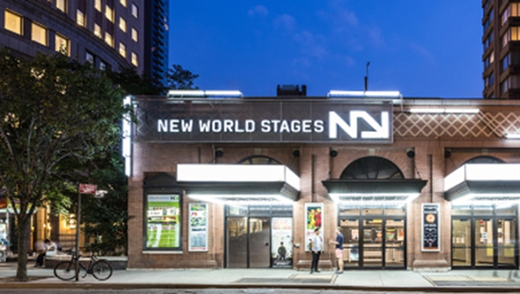 Something for Everyone at New World Stages