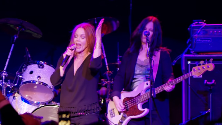 Video: The Go-Go's Live at the Bowery Ballroom | Head Over Heels Launch Event