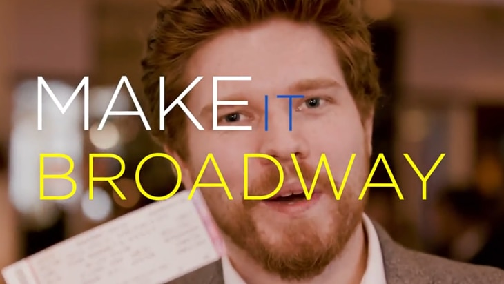 Video: Broadway is GLOBAL!