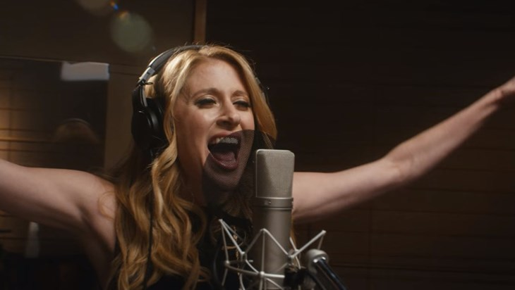 "Video: Caissie Levy Debuts The Broadway Version Of ""Let It Go"""