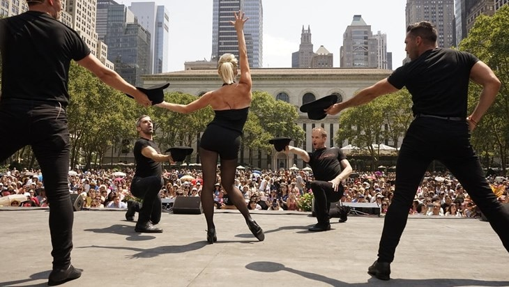Make The Most Of The Summer With Broadway In Bryant Park
