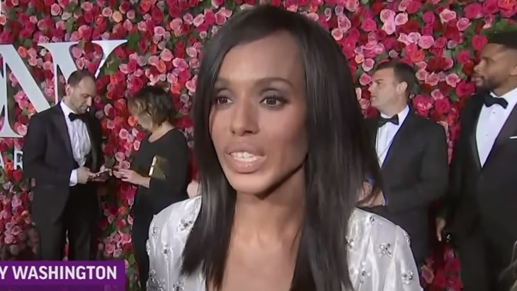 Video: Kerry Washington Returns To Broadway For American Son