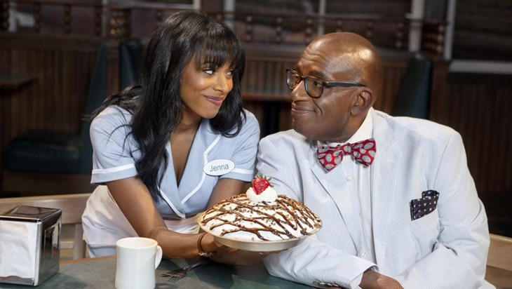 Interview: Al Roker Trades Cloudy Skies For Apple Pie