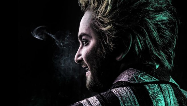 First Look At Alex Brightman As Beetlejuice