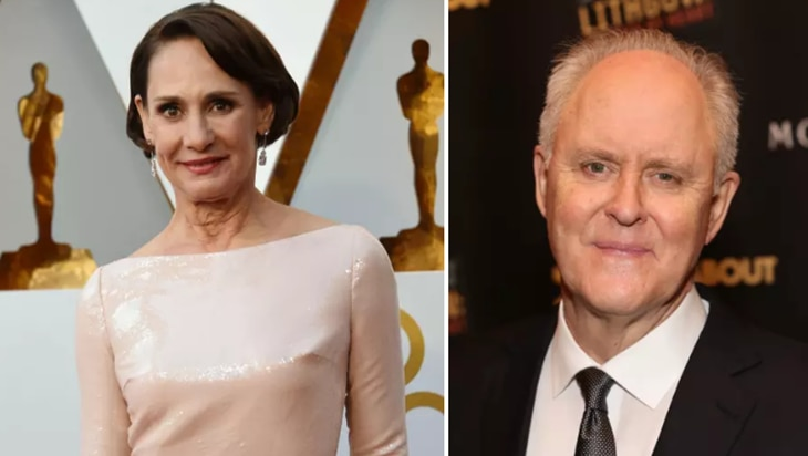 Laurie Metcalf And John Lithgow Will Play Hillary And Bill Clinton In A New Broadway Play