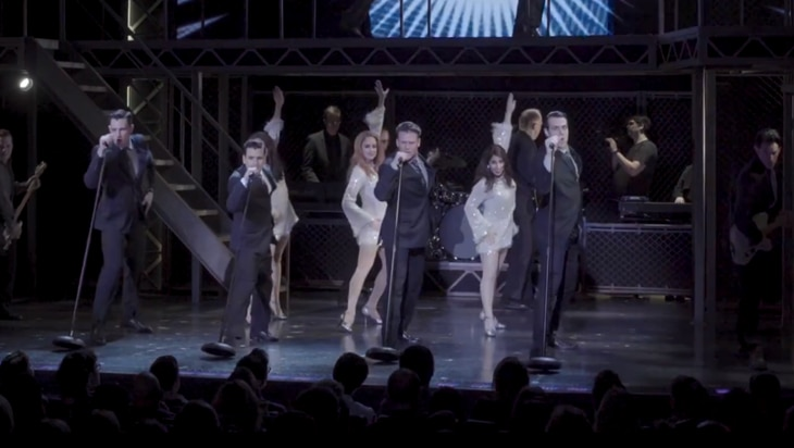 Video: Behind The Scenes Of Jersey Boys