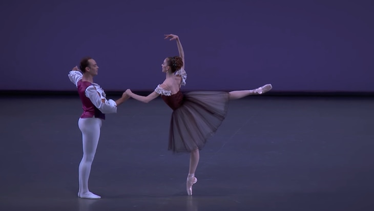 Video: The Anatomy of a Dance, Mozartiana