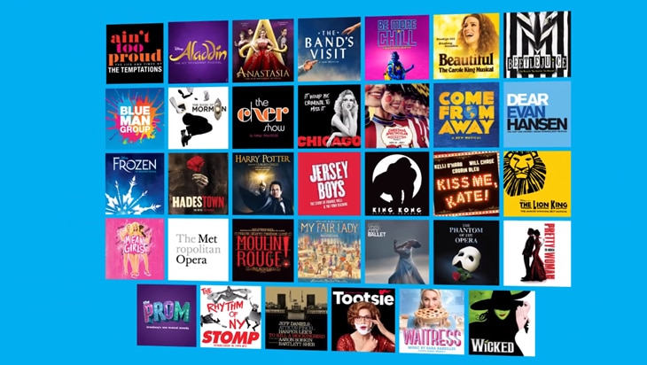 Broadway Collection: Winter 2019