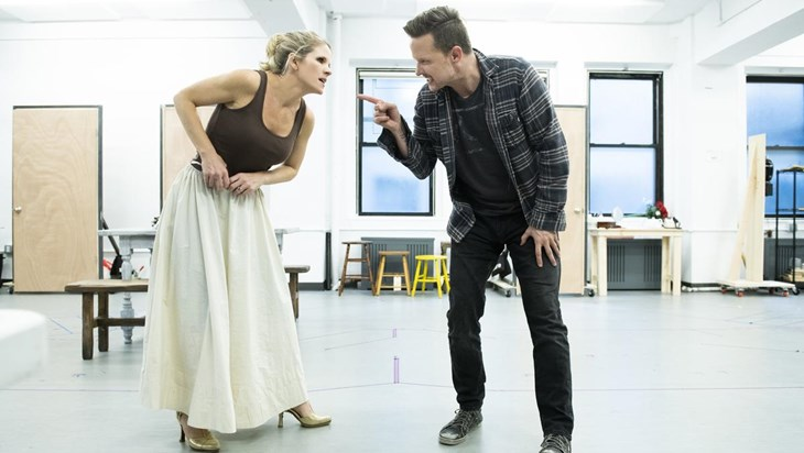 Exclusive: Chatting With The Stars Of Kiss Me, Kate