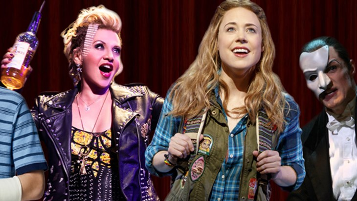 Quiz: Who Is Your Broadway BFF?