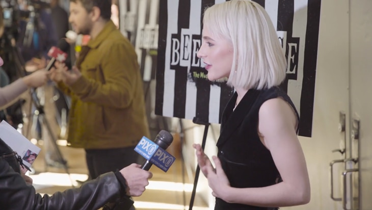 Video: Your First Look At Beetlejuice