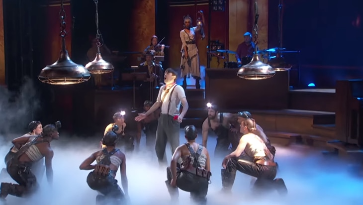 Video: The Cast Of Hadestown Performs At The 2019 Tony Awards®