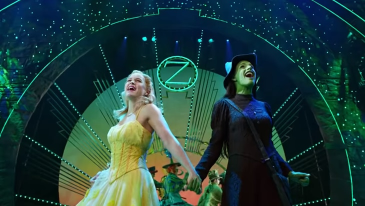Video: Experience The Magic With Wicked
