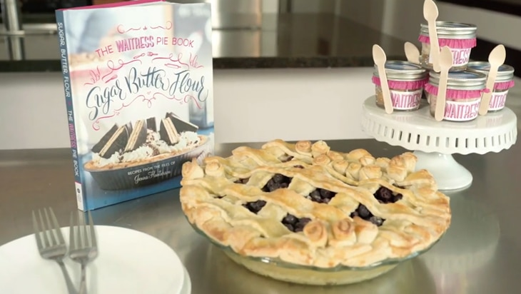 Video: Making Pies With Waitress