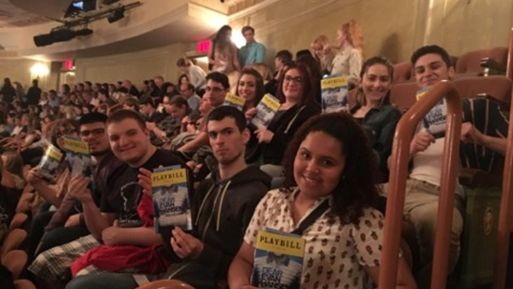 Teacher Feature: Broadway's Lasting Impact On Students