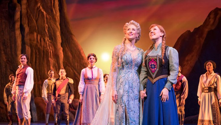 Broadway's Aladdin, Frozen, and The Lion King Announce New Fall Schedules