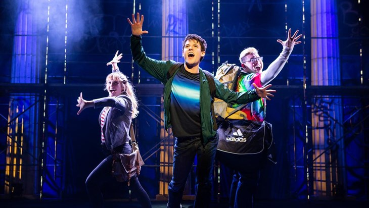 Video: The Lightning Thief: The Percy Jackson Musical Strikes Broadway For 16 Weeks Only!