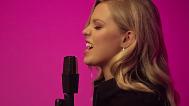 "Video: Renee Rapp Performs ""World Burn"" From Mean Girls"