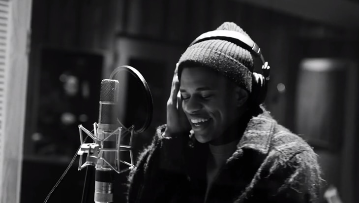 Video: In The Studio With Ain't Too Proud