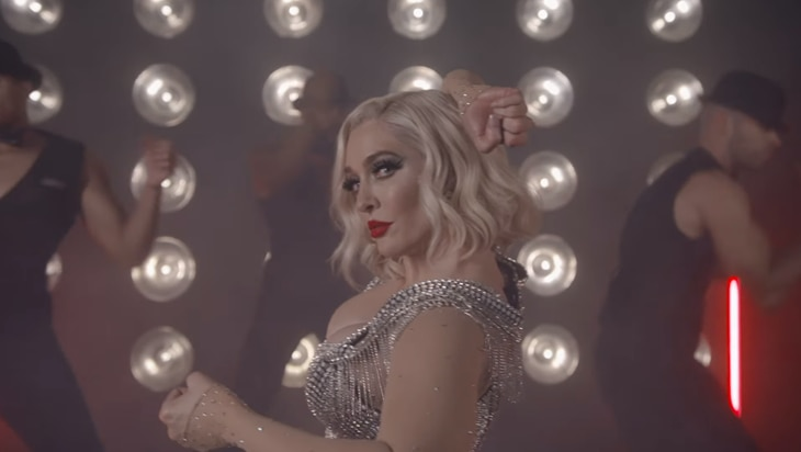 Video: Erika Jayne is Roxie Hart