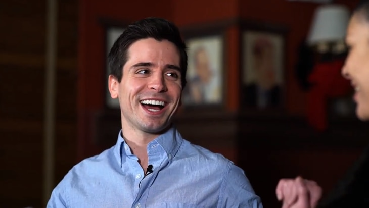 Video: Joining Matt Doyle For Some Company!