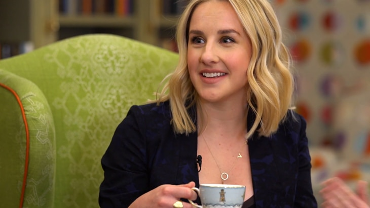 Video: Afternoon Tea with Jeanna de Waal