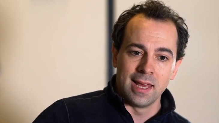 Video: Chatting With Mrs. Doubtfire's Rob McClure