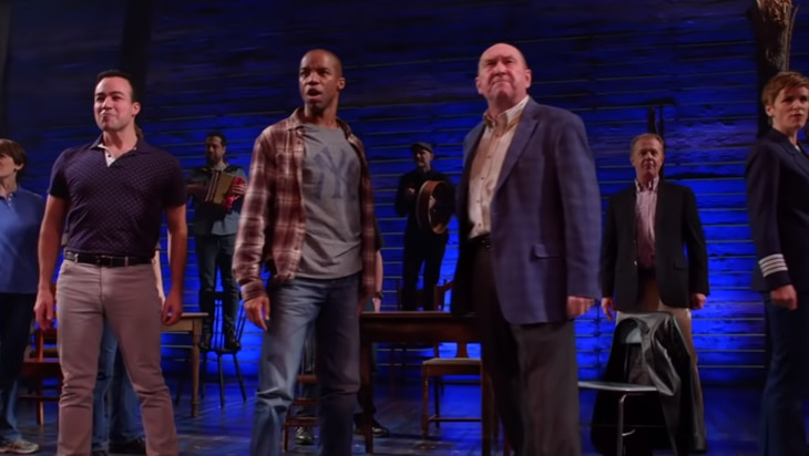 "Video: Come From Away's Global Productions Perform ""Finale"""