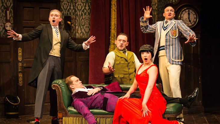 The Play That Goes Wrong Sets Broadway Dates
