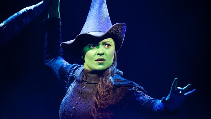 Broadway's Wicked Marks Major Milestone