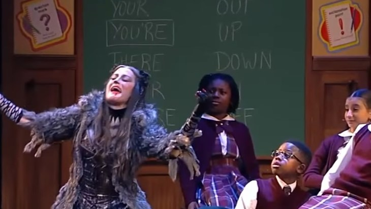 Video: Check Out This Andrew Lloyd Webber Musical Mashup