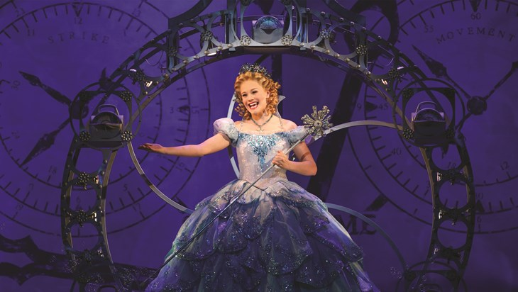 Video: Take a Ride on Glinda's Magic Bubble