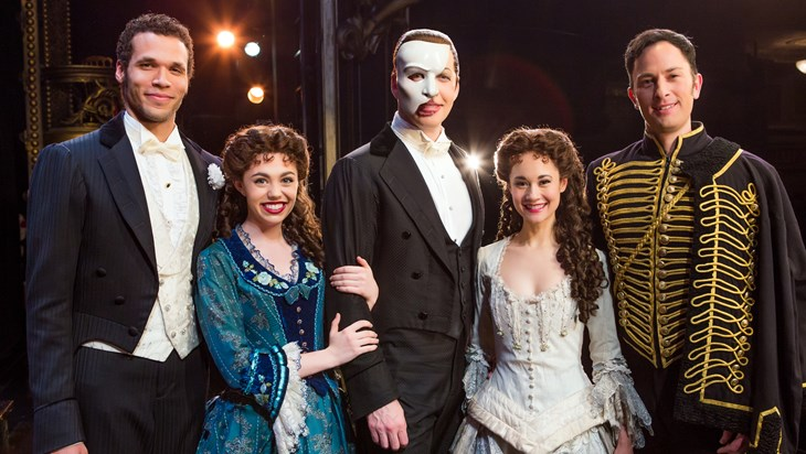 The Phantom of the Opera Celebrates 29 Years On Broadway