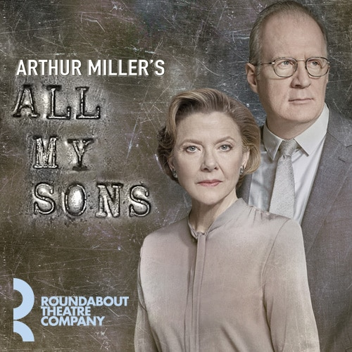 All My Sons Annette Bening Tracy Letts Broadway Show Tickets Group Sales