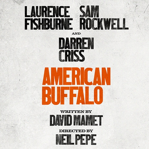 American Buffalo Broadway Show Group Discount Tickets