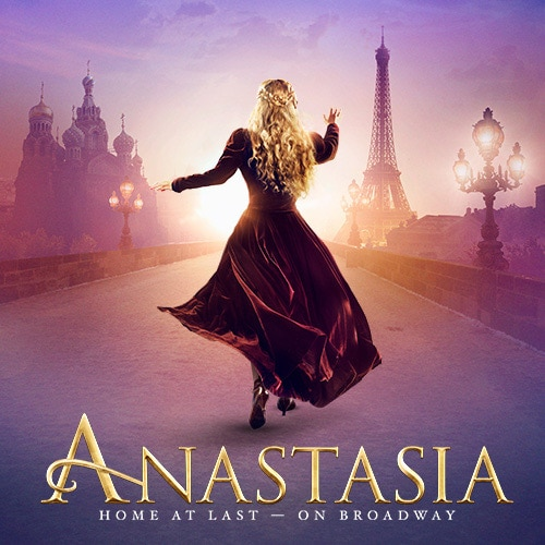 Anastasia Musical Broadway Show Tickets Group Sales