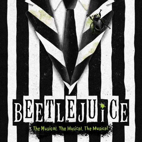 Beetlejuice Musical Broadway Show Tickets