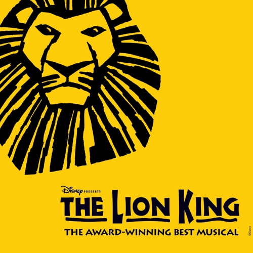 Disneys Lion King Musical Broadway Show Tickets