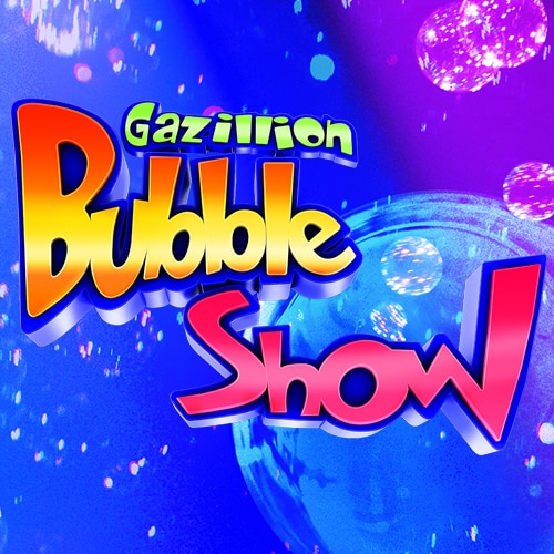The Gazillion Bubble Show Off Broadway Show Tickets Group Sales