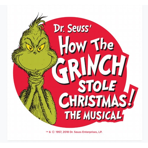 How the Grinch Stole Christmas Musical Philadelphia Group Sales Show Tickets